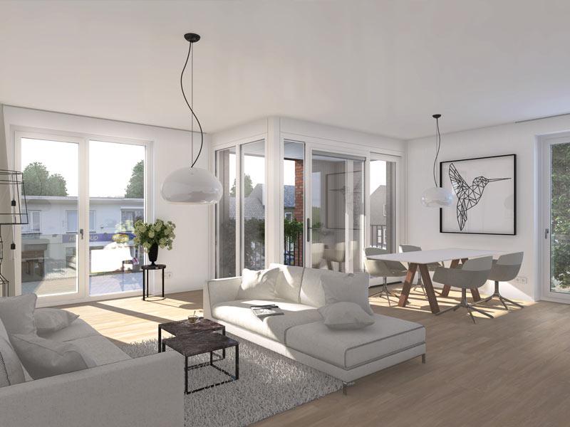 Huur appartement Heinkenzand